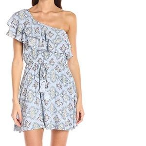 NWT Moon River one shoulder dress